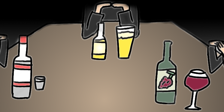 What's the deal with alcohol andhealth?